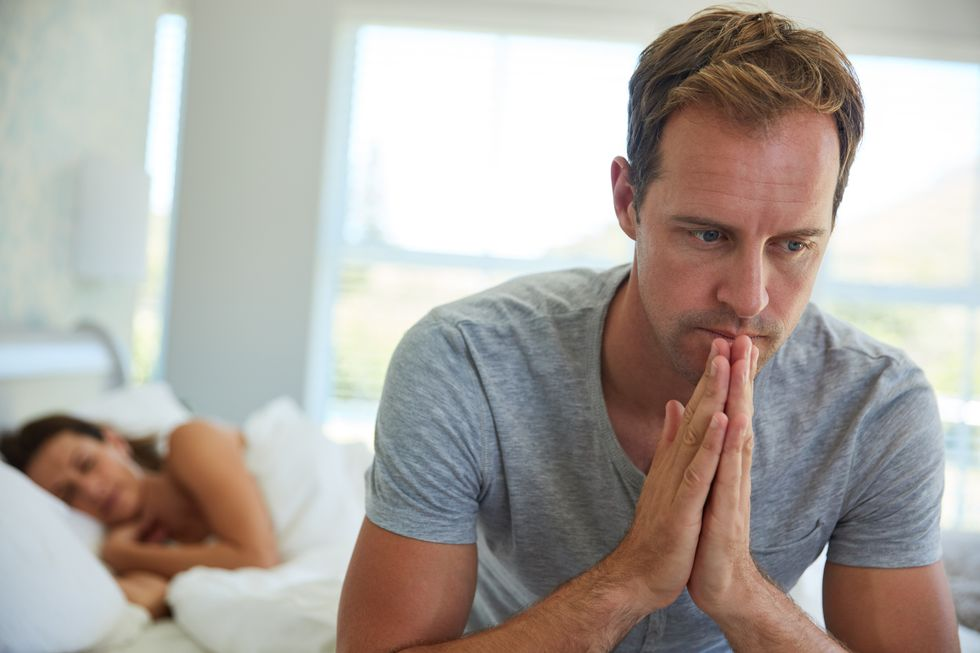 What You Need to Know About Men's Sexual Problems