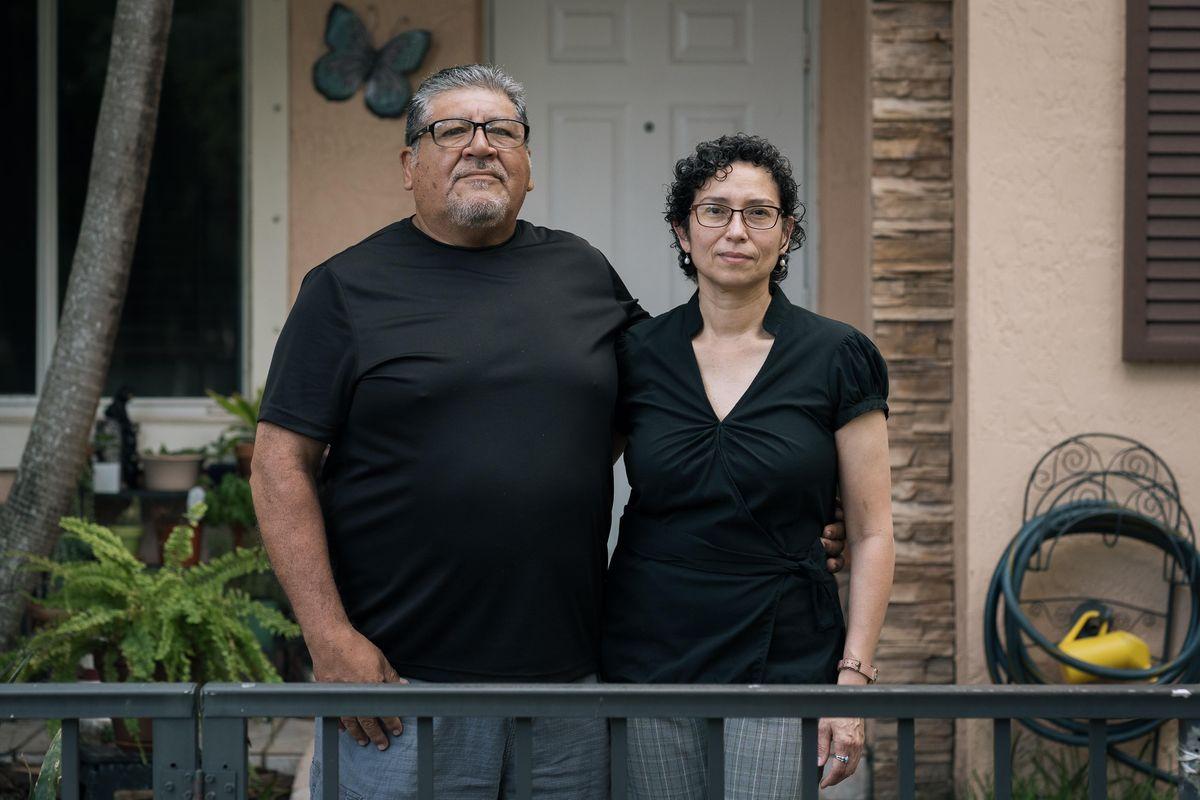 Jose and Nancy Mendoza