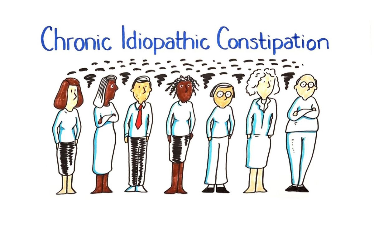 Why it's important to speak up about Chronic Idiopathic Constipation!