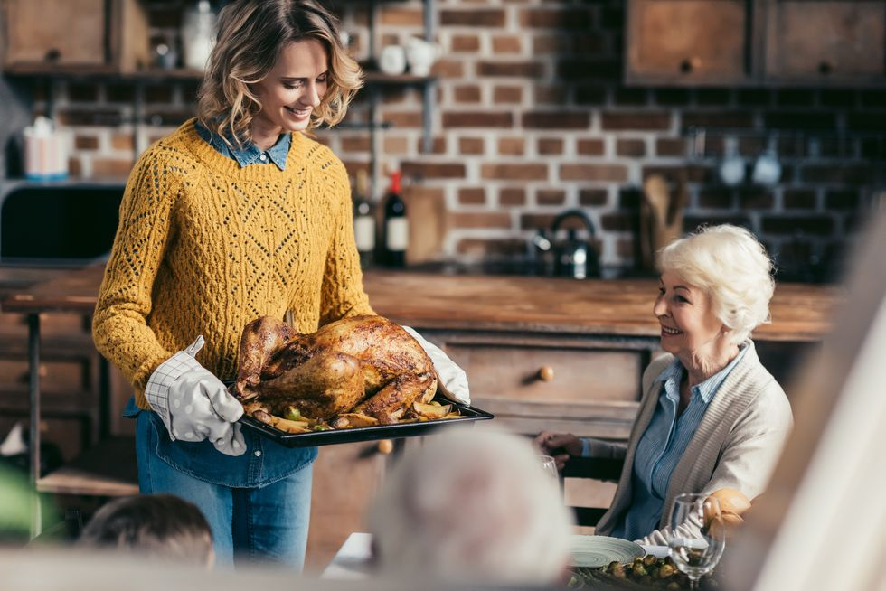 Worried About the Salmonella Scare With Turkey This Holiday? Don't Be
